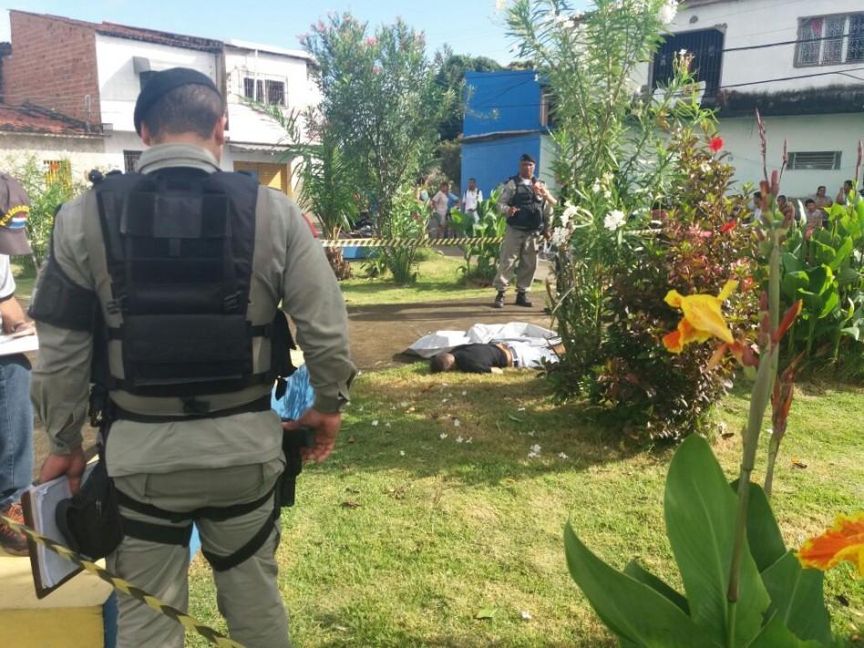 Homem reage a assalto e é vítima de latrocínio na Ponta Grossa
