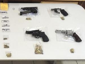 Perícia identifica armas utilizadas em série de homicídios no Agreste