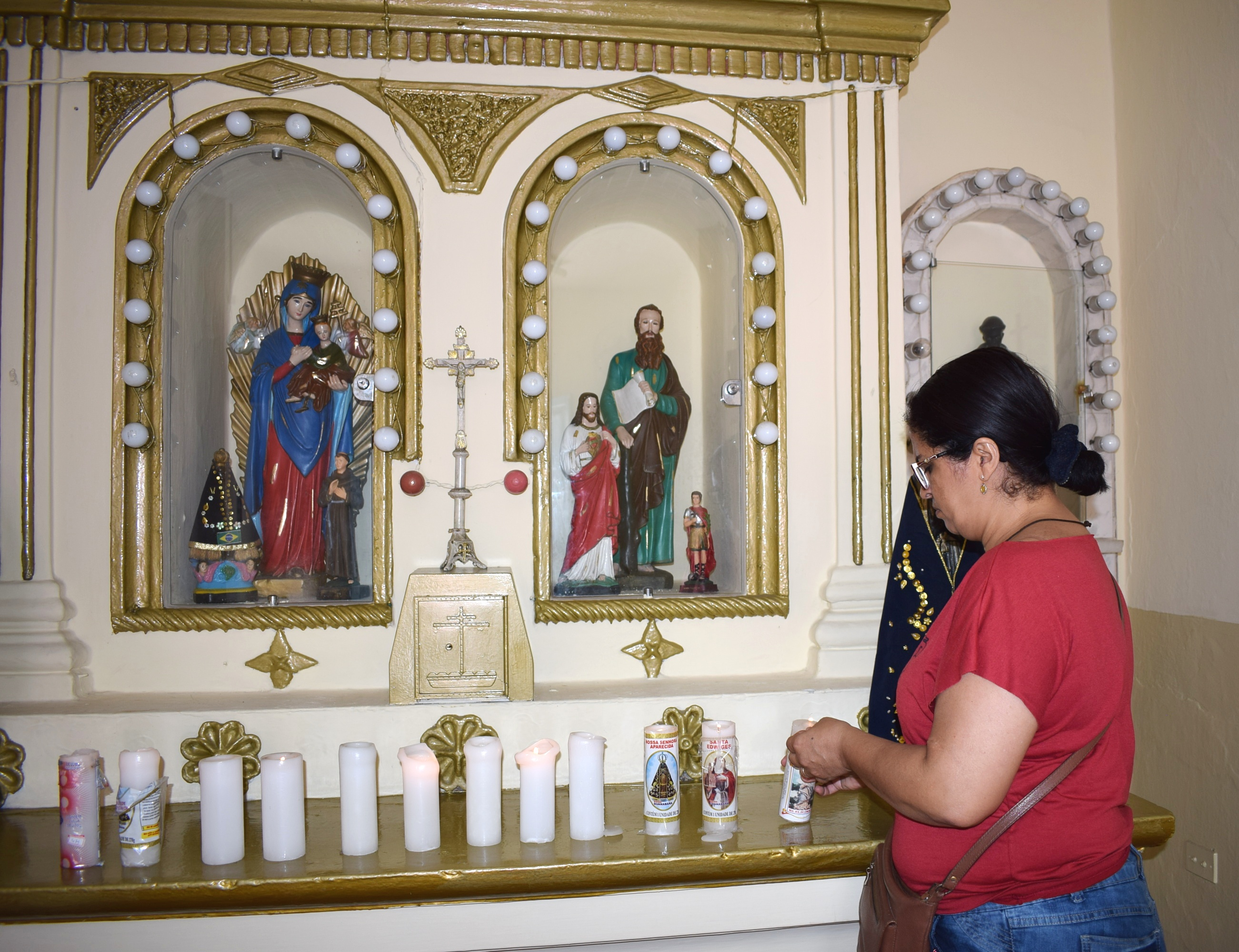 Igreja de São Sebastião guarda mais de um século de história