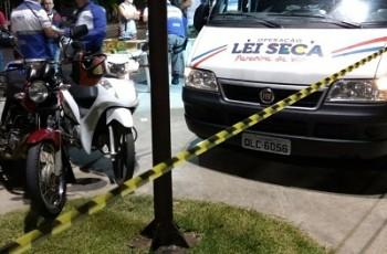 Operação da Lei Seca resulta em prisão por embriaguez ao volante em Arapiraca