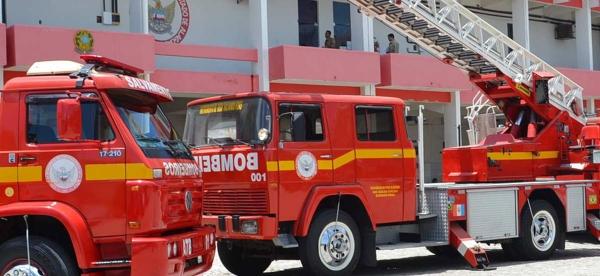 AVISO DE PAUTA Polícia Militar e Corpo de Bombeiros recebem novas viaturas