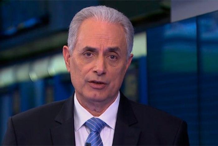 Vídeo: Globo afasta William Waack para apurar comentários que seriam racistas