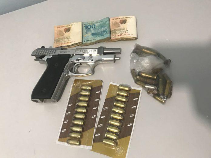 Operação integrada prende quatro por roubo