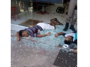 Irmãos morrem em   tentativa de assalto  no Benedito Bentes