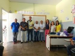 Profissionais da saúde  são homenageados pela comunidade da Floresta em Santana do Ipanema
