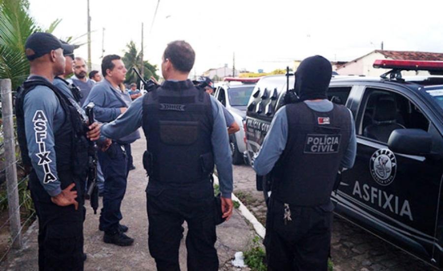 SEGURANÇA NO LITORAL SUL Turismo no Litoral Sul é beneficiado com trabalho da Segurança Pública