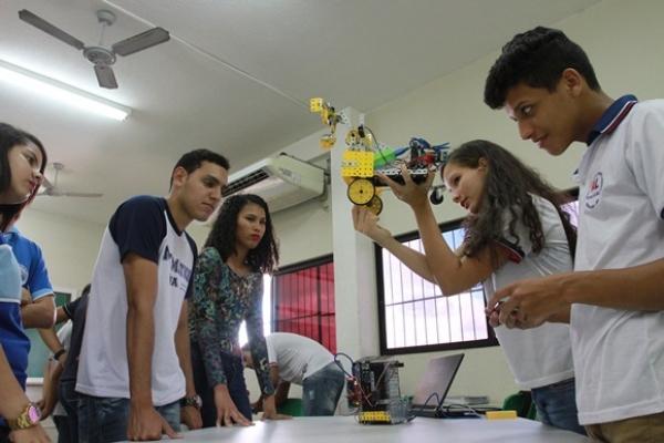 NESTA QUINTA (18) Seduc inaugura primeiro espaço de formação em tecnologia para professores