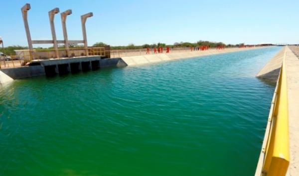 AVISO DE PAUTA Governador visita obras do Canal do Sertão nesta quarta-feira (24)