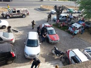 Operação da SSP e Gecoc prende suspeitos de tráfico em Alagoas e Sergipe