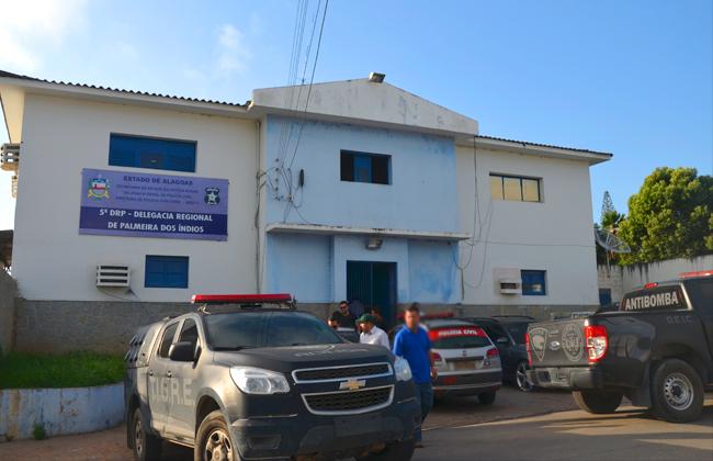 Homem que matou ex-companheira em SP é preso em Palmeira dos Índios
