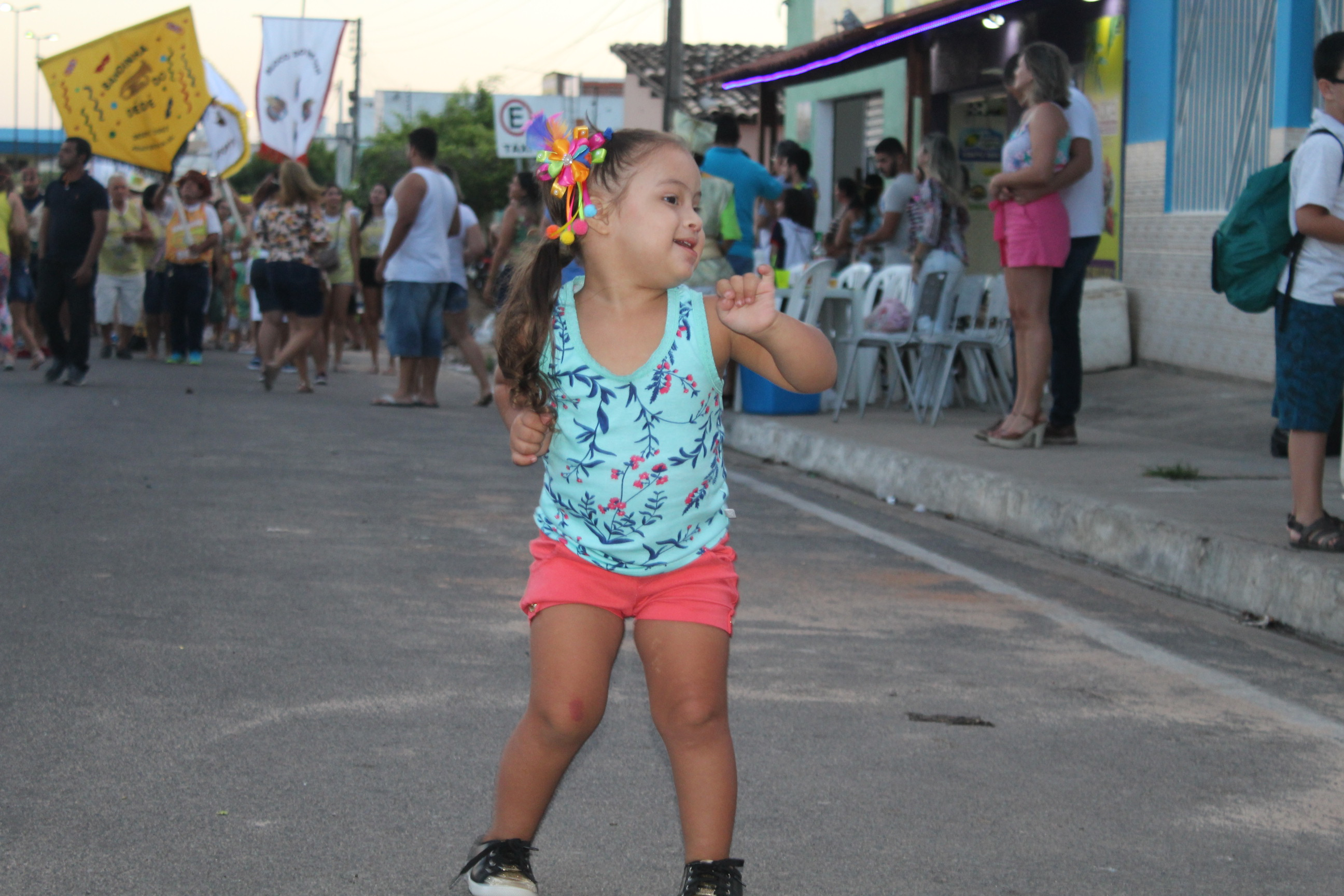Folia de Rua 2018 realiza vibrante encontro de gerações no Bosque das Arapiracas