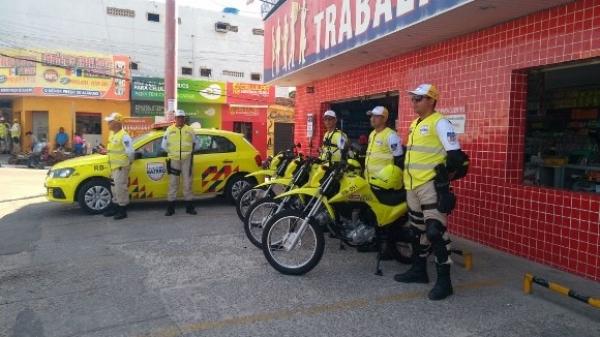 SEGURANÇA REFORÇADA Ronda no Bairro já opera normalmente na área comercial do Jacintinho