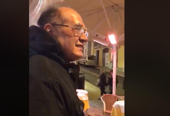 Gilmar Mendes é hostilizado por brasileiras em Portugal; veja o vídeo