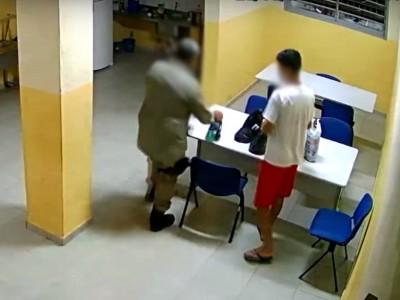 Policiais envolvidos em 'delivery' no sistema prisional são identificados