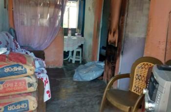 Reeducando é assassinado a tiros dentro de residência, em Arapiraca
