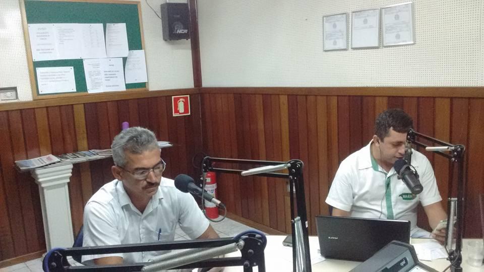 Veredaor Jacson Chagas cobrar pagamento do terço de férias para professores em Santana do Ipanema