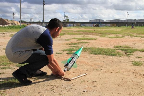 CIÊNCIA Escolas já podem fazer inscrições na Olimpíada Brasileira de Astronomia e Mostra de Foguetes