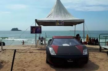 Carro 'de luxo' vendido por pastor em falso culto é da década de 80 e vale R$ 4 mil