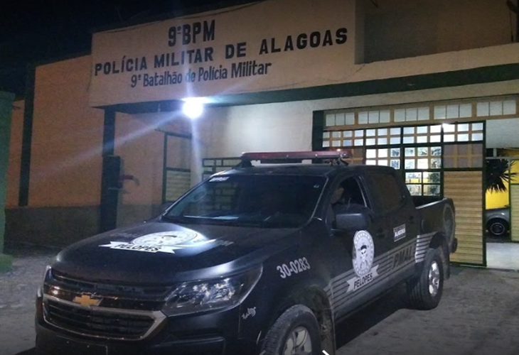 Dois policiais ficam feridos após tiro acidental no Batalhão de Delmiro Gouveia