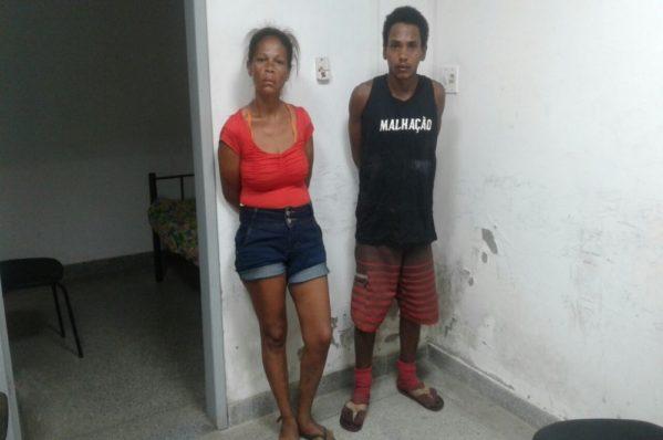 Suspeita de sequestrar bebê em Alagoas é presa pela Polícia Militar em Japaratuba