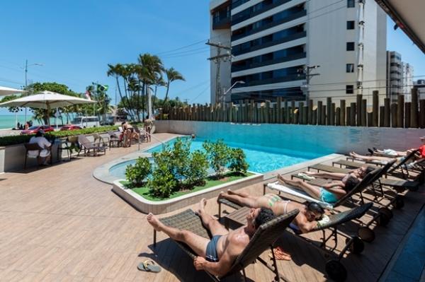 ÓTIMA NOTÍCIA Média de ocupação hoteleira no feriadão de Páscoa é de 87% em Alagoas