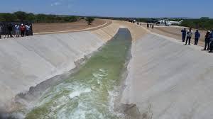 EM BRASÍLIA Governo de Alagoas trabalha para viabilizar trecho 5 do Canal do Sertão em ministérios