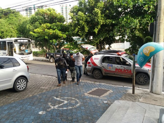 resa quadrilha suspeita de desviar R$ 12 mi da Prefeitura de Mata Grande
