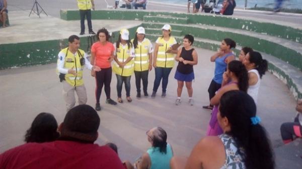 NESTA TERÇA (10) Ronda no Bairro completa 30 dias na Orla de Maceió com programação especial