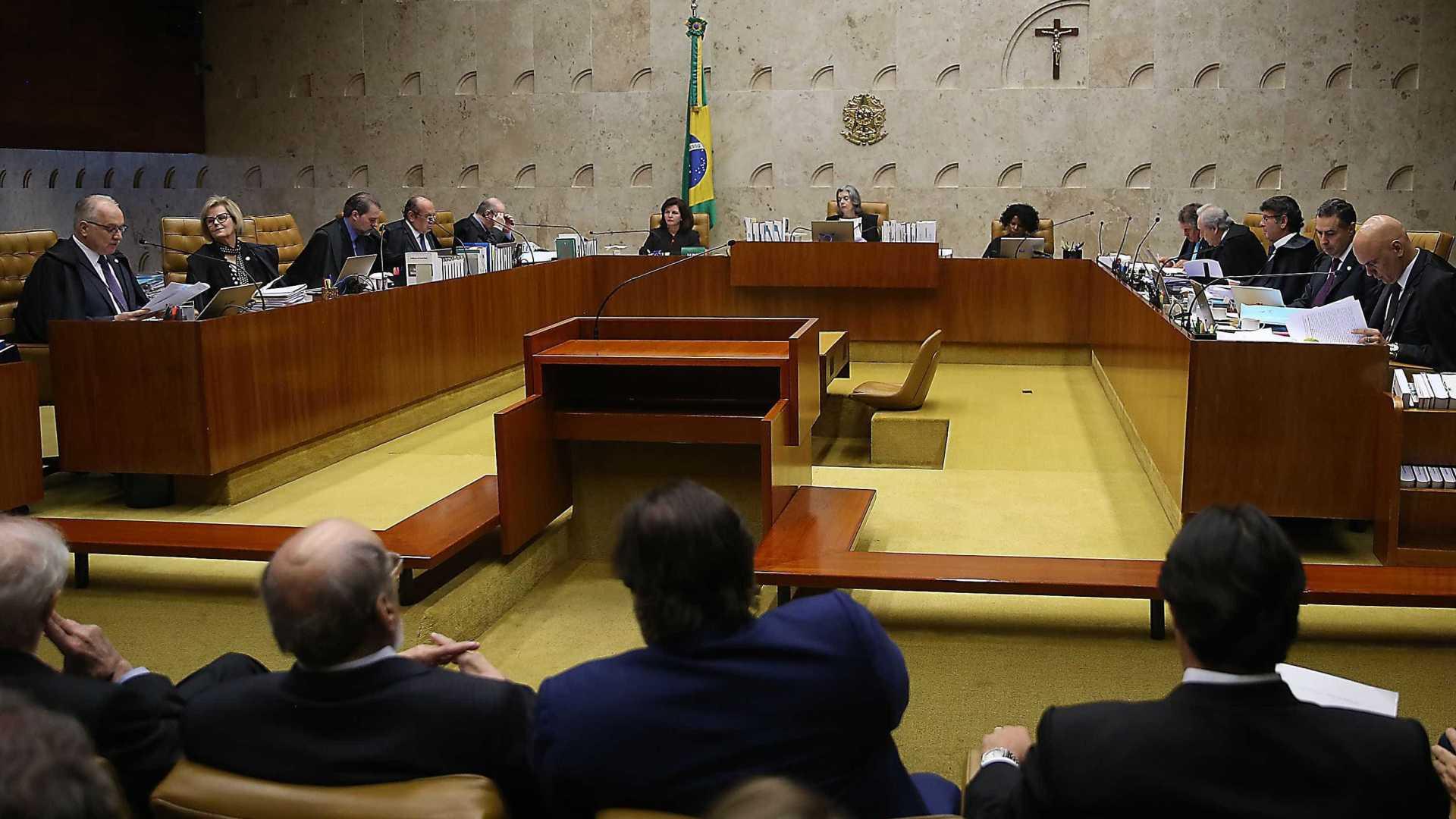 Por 6 a 5, STF nega habeas corpus e prisão de Lula fica mais próxima
