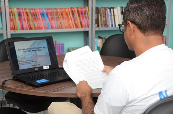 EDUCAÇÃO TRANSFORMADORA Reeducando apresentará artigo cientifico na Universidade Federal de Alagoas