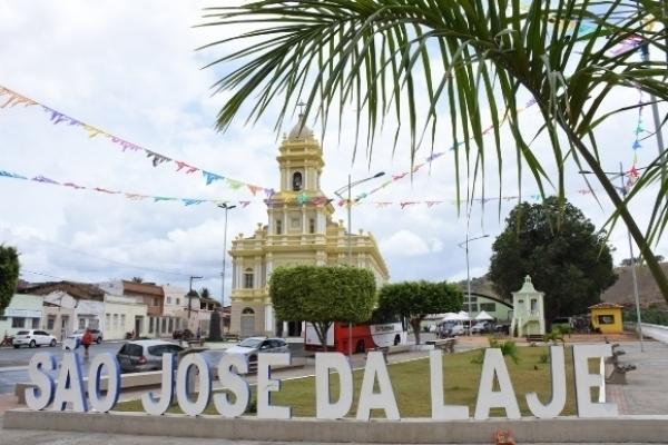 MARCO HISTÓRICO São José da Laje é a primeira cidade do interior a implantar Arquivo Público Municipa