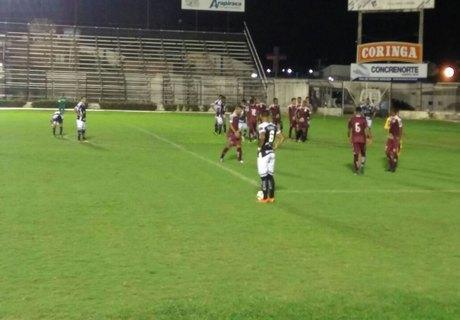 Jacuipense-BA 3 x 1 ASA-AL – derrota  eliminou alvinegro da série D