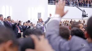MOMENTO DA FÉ  Justiça reconhece que TVs podem vender horários para programas religiosos