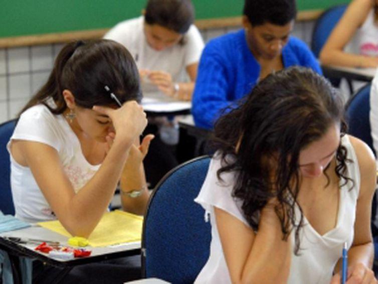 Educação Taxa de inscrição no Enem deve ser paga até quarta-feira