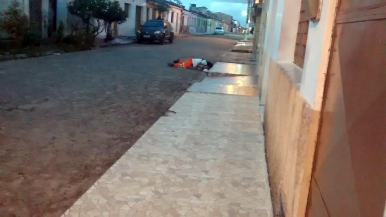 Trabalhador é morto a tiros nas primeiras horas da manhã em São Miguel dos Campos