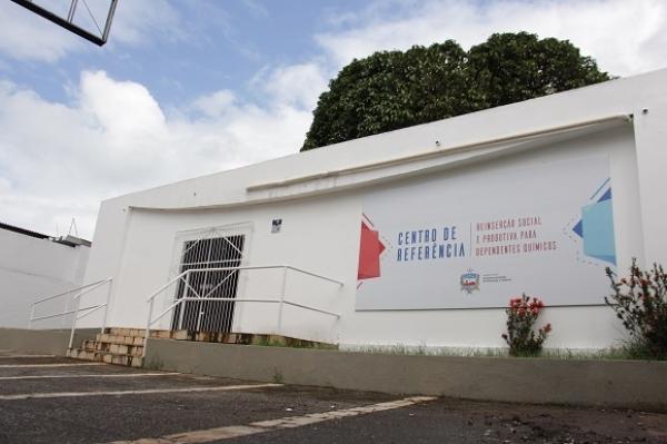 NOVO EQUIPAMENTO Alagoas ganha Centro de Referência em reinserção de dependentes químicos