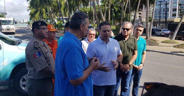 Ronaldo Lessa participar de  evento junto com governador Renan Filho
