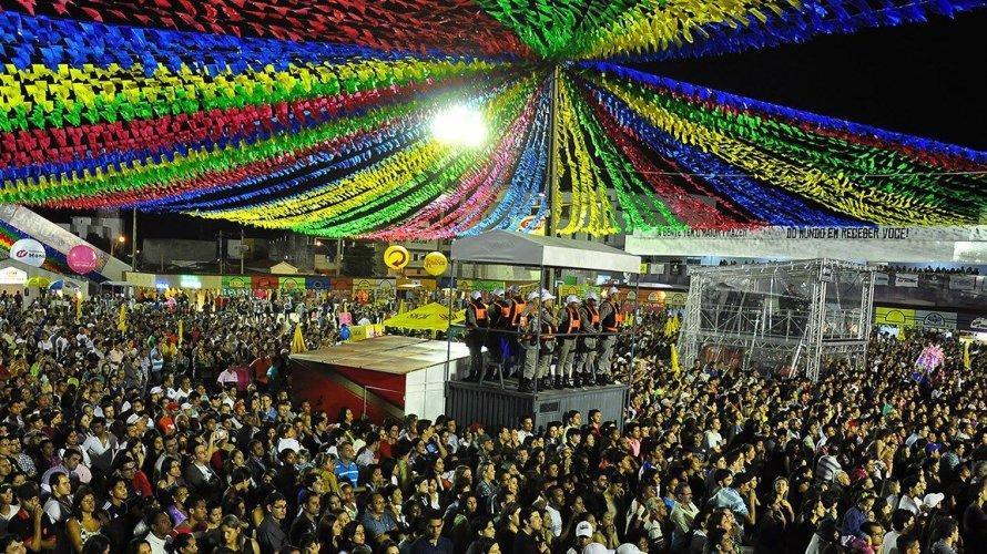 Por falta de pagamento ao ECAD justiça determina São João sem música em Campina Grande