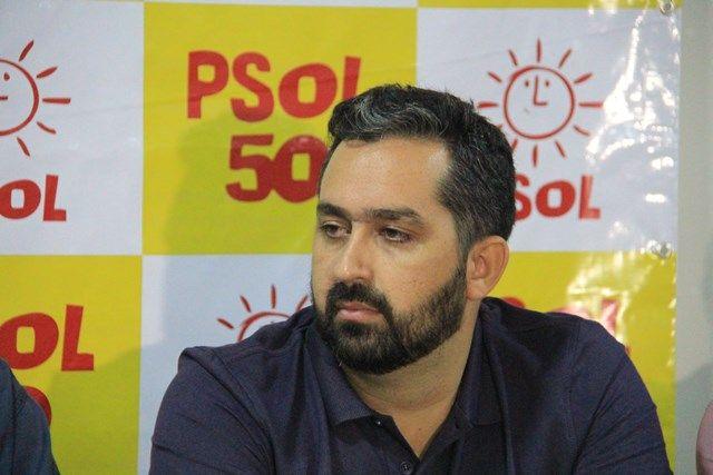 Psol lança primeira 'vaquinha virtual' para candidatura ao Governo do Estado