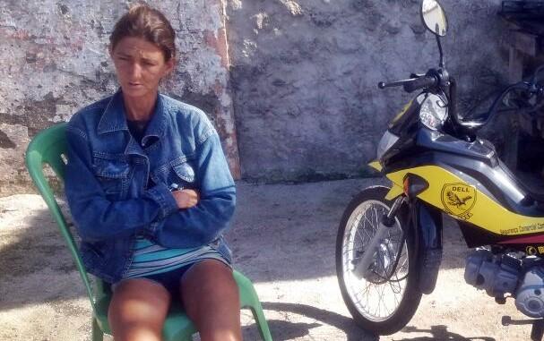Presa acusada de furtar bolsa de senhora em Teotônio Vilela
