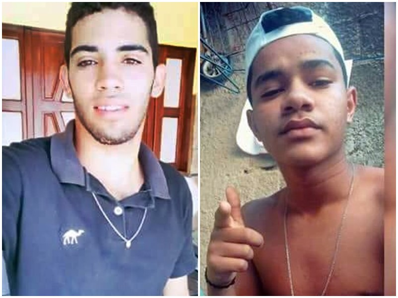Jovens são mortos a tiros no Centro de Teotônio Vilela