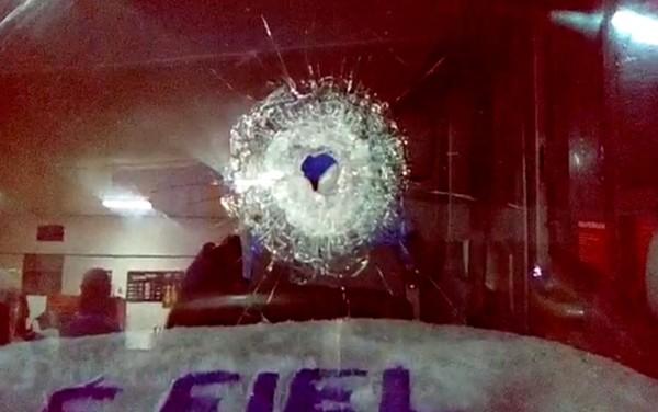 Torcedores do Confiança que estava em ônibus são assaltados em Alagoas