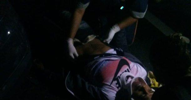 Acidente na BR-423 deixa dois mortos e outras três feridas  em Inhapi