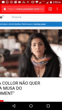 Thereza  Collor será candidata  deputada federal por São Paulo