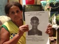 Davi da Silva sumiu há 4 anos- e policiais militares estão soltos