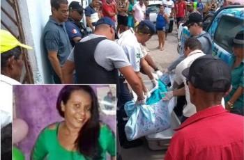Mulher é morta pelo companheiro a golpes de faca peixeira em Teotônio Vilela