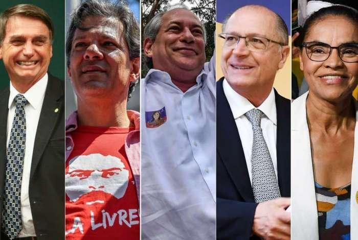 ELEIÇÕES Datafolha: Bolsonaro oscila a 28% e Haddad vai a 16% das intenções de voto