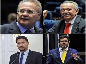 Ibope/TV Gazeta: Calheiros tem 39%; Cunha, 37%; Biu, 23% e Quintella, 18%