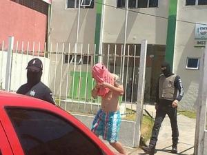 Preso acusado de envolvimento em esquema de corrupção em Mata Grande