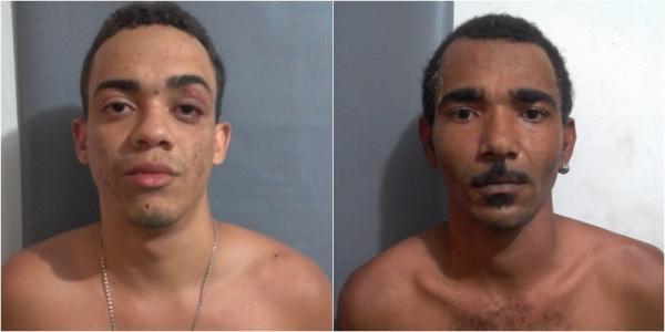 Jovens são presos com arma de fogo em Santana do Ipanema